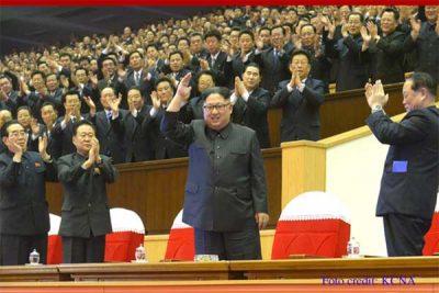 Kim Jong Un Inspects Newly-Remodeled Pyongyang Teacher Training College