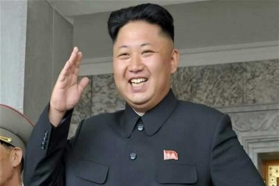 Kim Jong Un Inspects Pyongyang Pharmaceutical Factory