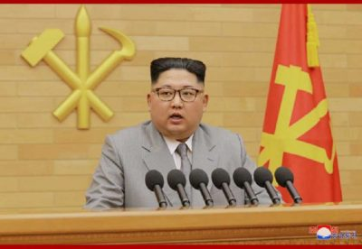 A nuclear button is always on the desk of my office – Marshal Kim Jong Un