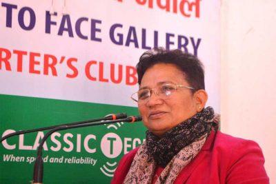 सरकार गठनअघि नै एमाले-माओवादी  पार्टी एकता हुन्छ – क. पम्फा भुसाल