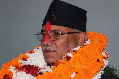 Prachanda wins election from Chitwan-3