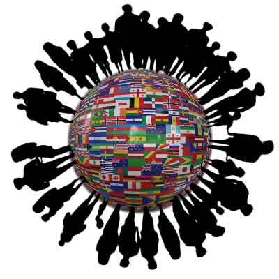 Globalization, भूमण्डलीकरण