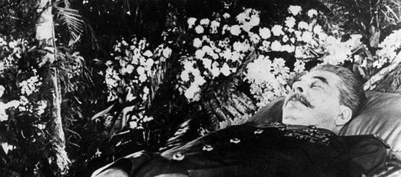 कमरेड स्टालिनको निधनः हत्या कि मृत्यु ?