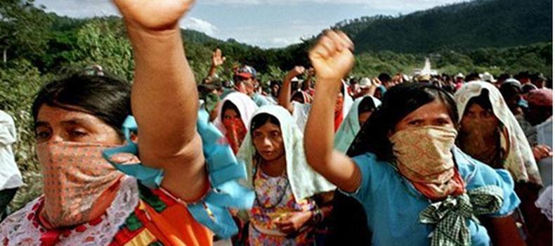 Zapatista Movement Mexico, जापाटिस्टा