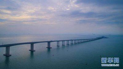 चीनको नविन सिर्जनाको अर्को उदाहरण : हङ कङ-चु हाइ-मकाउ पूल