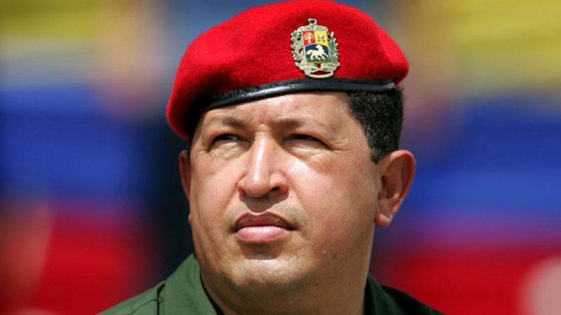 Comandente Hugo Chavez, former President of Venezuela