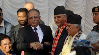 राष्ट्रिय एकताको आधारमा मात्र शान्ति, स्थिरता र विकास सम्भवः अध्यक्ष प्रचण्ड