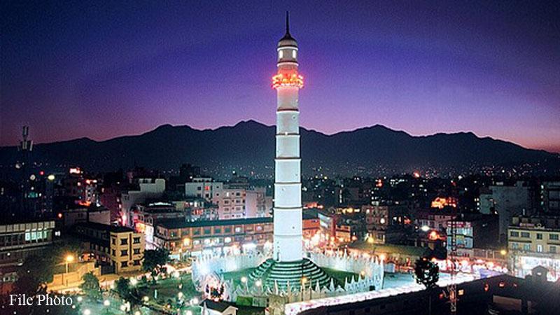 dharahara bhimsen stambha bhimsen tower