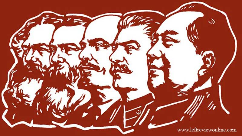Great Communist Leaders and Philosophers: Karl Marx, Frederick Engles, Lenin, Stalin, Mao Ze Dong