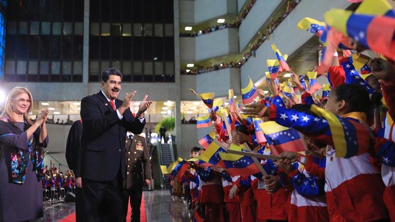 Nicolas Maduro Moros, President of Venezuela