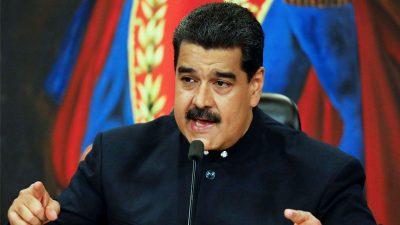 भेनेजुएलाको लँडाई पुँजीवाद र समाजवाद बिचको लँडाई हो