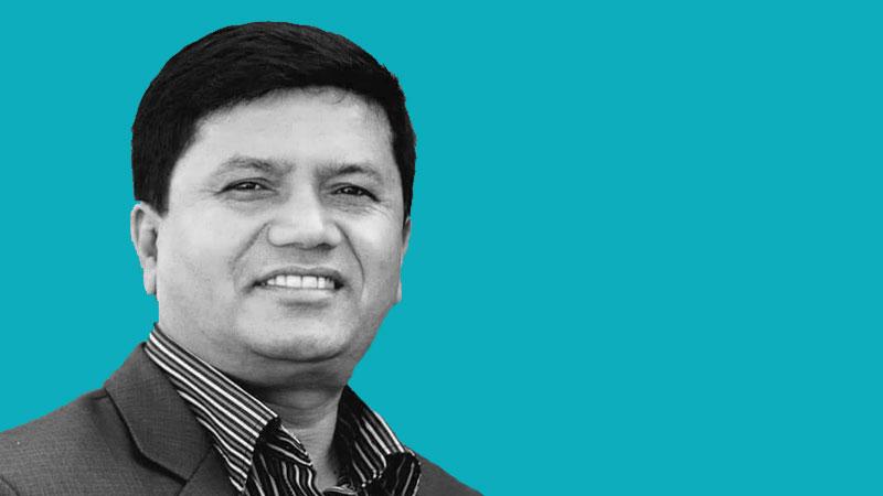 Rabindra Adhikari रविन्द्र अधिकारी