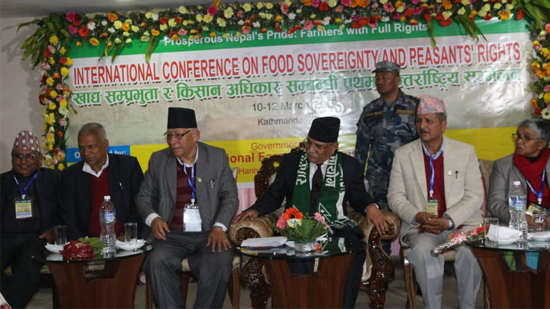 International Peasants' Conference on Food Sovereignty and Peasants' Rights