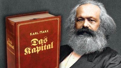 Karl Marx and his Das Capital