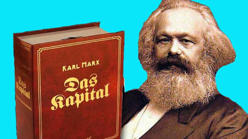 Karl Marx and his Das Capital