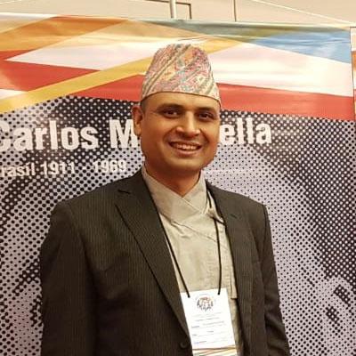 Pramesh Pokharel, प्रमेश पोखरेल