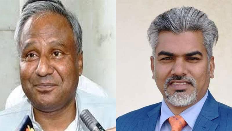 Salim Miyan Ansari and Samim Miyan Ansari
