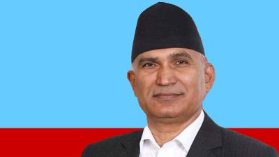 Bishnu Prasad Poudel, General Secretary of Nepal Communist Party (NCP)
