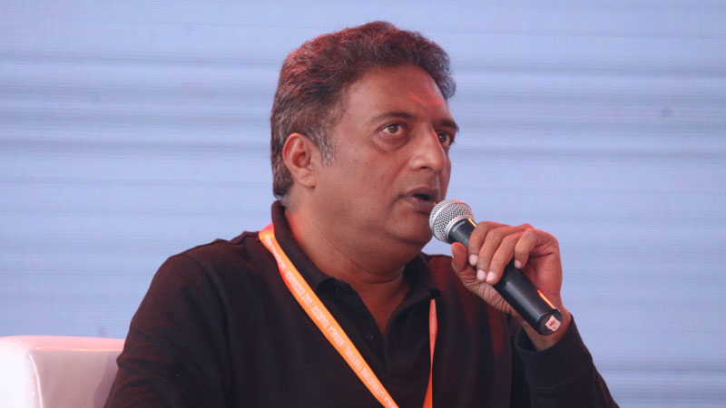 Bollywood Actor Prakash Raj
