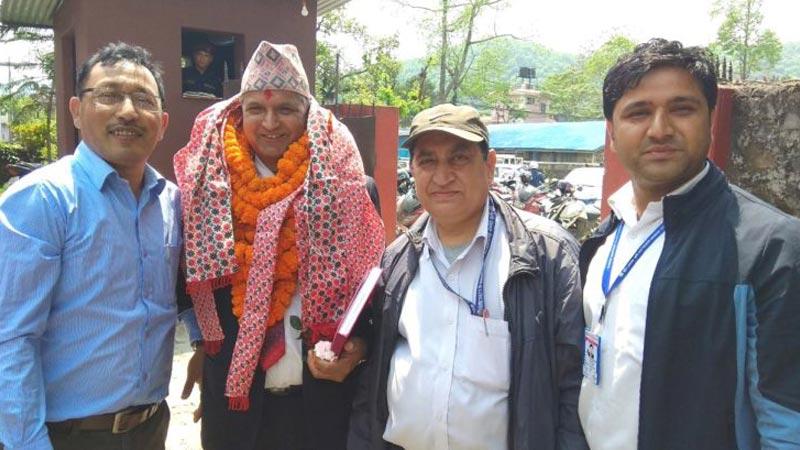 Durga Dawadi Gandaki Pradesh Padabahali