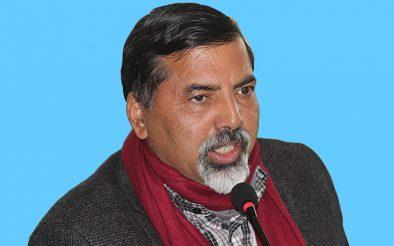 राजनीतिक र प्रशासनिक भाइरसको उपचार जरुरी छ – जनार्दन शर्मा