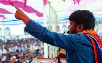 कन्हैया कुमार नेता होइनन्, बेगुसरायका बेटा हुन् – गुजरातका विधायक जिगनेश मेवानी (भिडियो सहित)