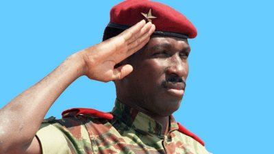 थोमस सांकाराः अफ्रिकाका चे ग्वेभारा