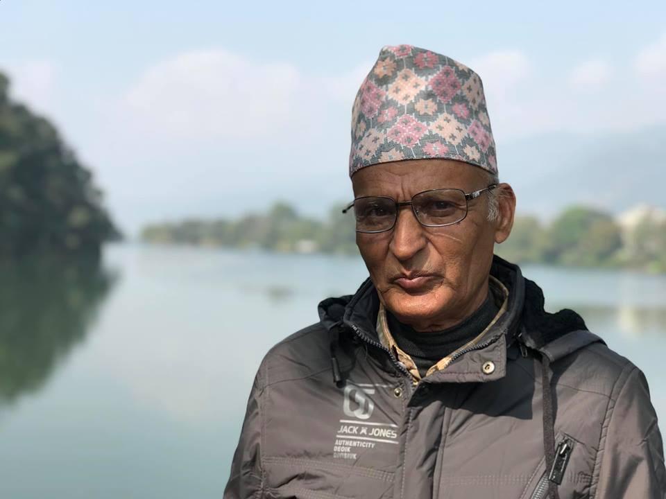 shrinath-adhikari a comunist ledar in gorkha