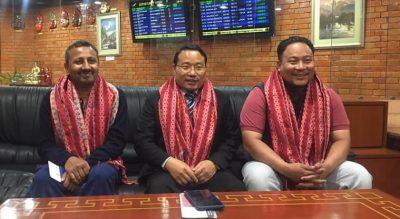 urja ministri Barsaman pun Ananta