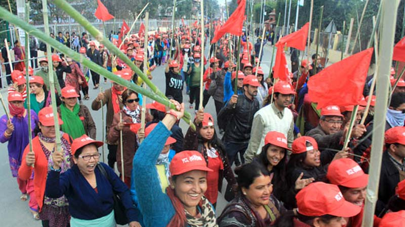 Young Communist League (YCL Nepal)
