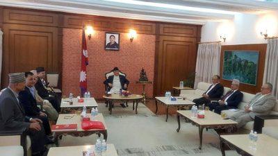 नेकपा सचिवालय बैठक, एमसीसी र सभामुख एजेण्डामा