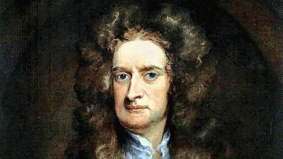 Great Scientist Sir Isaac Newton