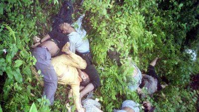 दोरम्बा हत्याकाण्ड: त्यो झरी परेको दिन जब श्रीमतीसँगै १९ योद्धाहरू गुमाएँ