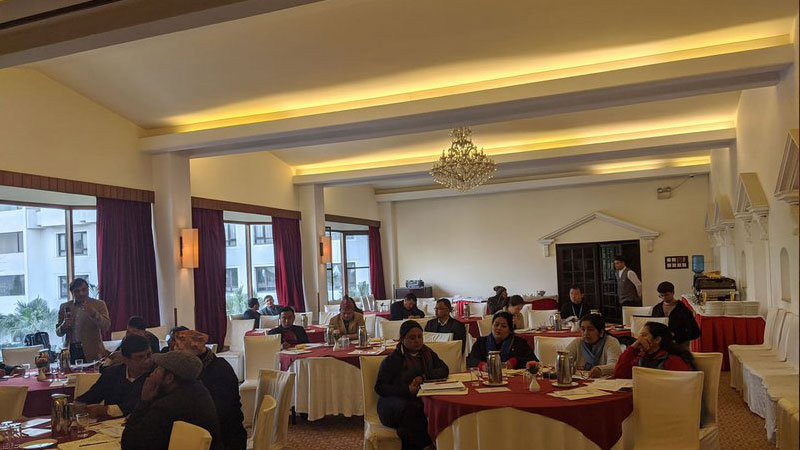 participants, FAO, APRC, consultative meeting, nepal