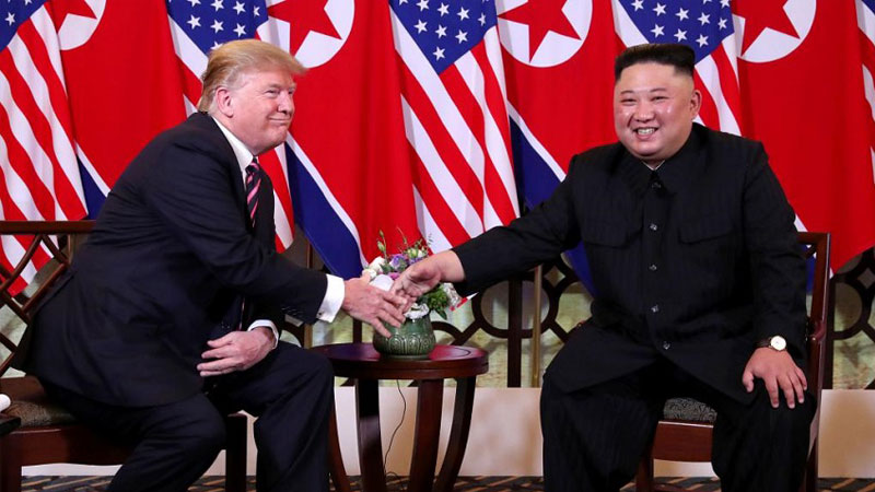Donald Trump, Kim Jong Un, Dialogue