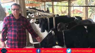 कृषिको विकासबिना देशको समृद्धि सम्भव छैन
