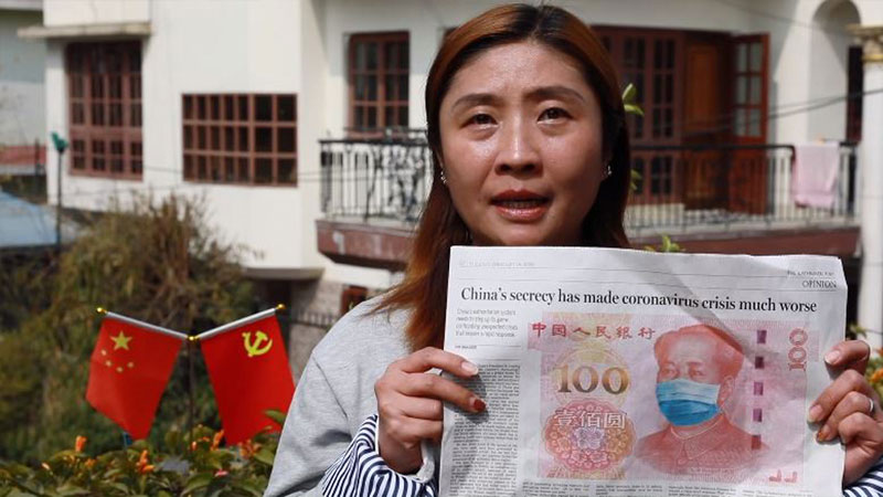 'द काठमाण्डु पोस्ट'बाट क. माओ र चीनप्रति घोर अपमान, चाइना मिडिया ग्रुपको गम्भीर आपत्ति