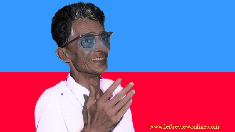 Charu Majumdar, Leader of Naxalbari Movement, India