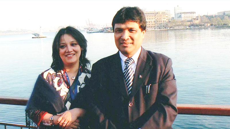 Gauri Pradhan, Sumnima Tuladhar