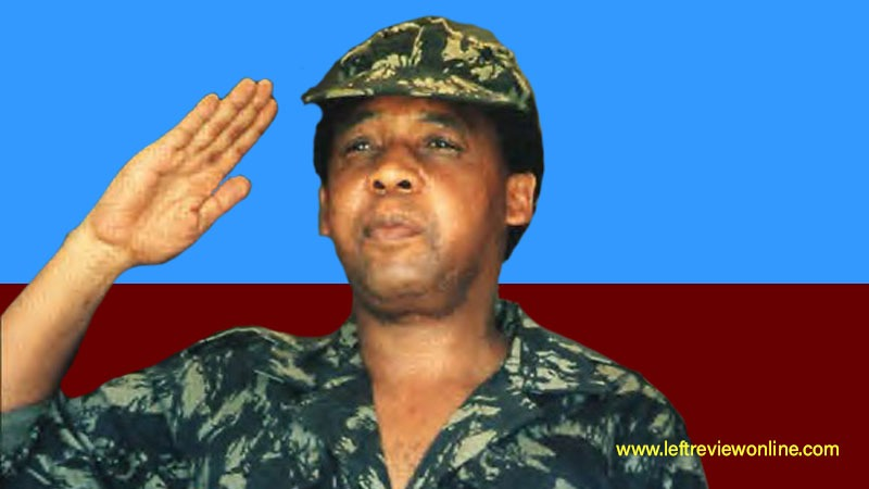 Chris Hani, Chief of staff of South African MK