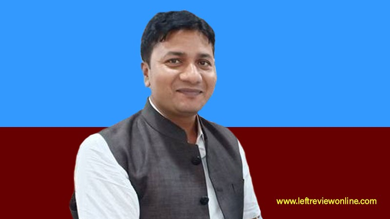 Dilip kumar saha, leadr ncp, member of provincial parliament
