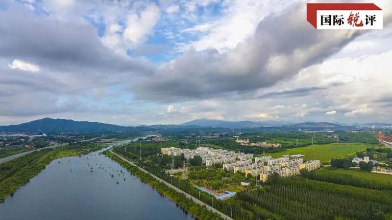 चीनको वातावरण, china environment