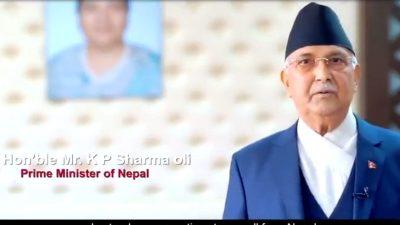 बहुपक्षीयवाद बृहत् विश्व हित र विधिमा आधारित व्यवस्थाका निम्ति हुनुपर्छः प्रम केपी शर्मा ओली